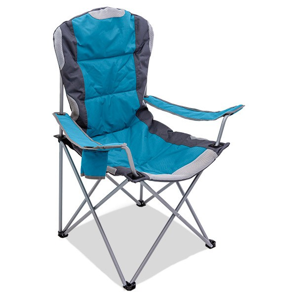 Quest Concert Folding Camping Chair (Grey)