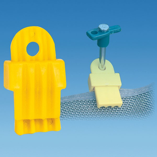 PLS Tarpaulin Clamps (4)
