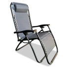 Quest Hygrove Relaxer Chair (Grey)
