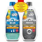 Thetford Aqua Kem Motorhome Concentrated Double Pack