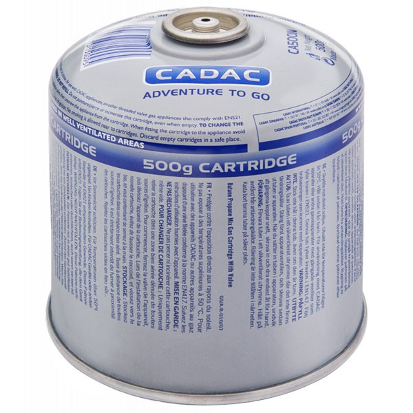 Cadac Disposable Gas Cannister 500g