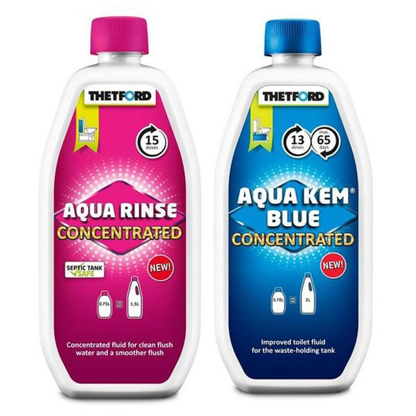 Thetford Aqua Kem Concentrated Double Pack