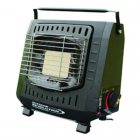 Outdoor Revolution Portable Gas Heater (with ODS and Tilt Switch)