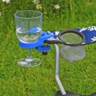 Wine Glass Holder for Camping Chairs