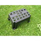 MGI Single Tread Plastic Step