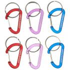 Highlander Carabiner Set (6)