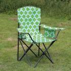 Quest Morecambe Folding Chair (Green)