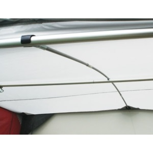 Monsoon Pole Extra Roof Support For Kama Rally Awnings