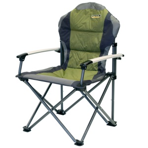 Quest Commander Chair Folding Camping Chair With