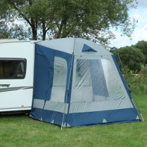 Quest Instant Porch 260 Blue And Grey
