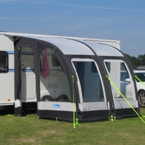 Kampa Rally Air Pro 260 2014 Model The Ultimate