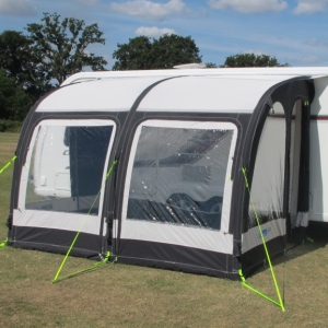 Kampa Rally Air Pro 330 2014 Model The Ultimate