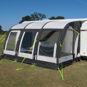 Kampa Rally Air Pro 390 2014 Model The Ultimate
