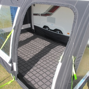 Kampa Cushioned Awning Carpet 240x380cm For Rally 390