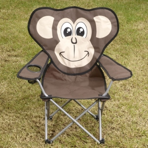 Quest Monkey Kids Camping Chair Folding Kids Chair With