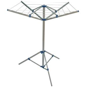 rotary 4 arm washing line free standing clothes dryer. Black Bedroom Furniture Sets. Home Design Ideas