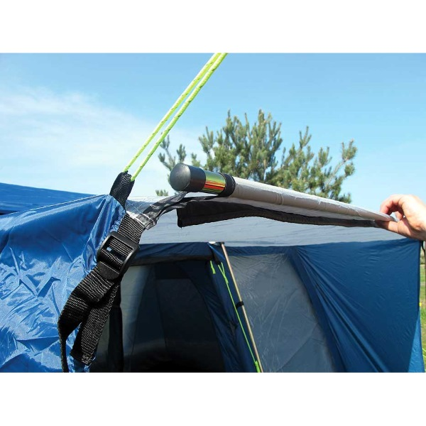 Kampa Travel Pod Connecting Pole And Clamp Set Ce749011