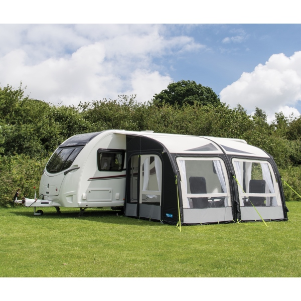 Kampa Rally Air Pro 390 Awning New 2017 Model Our