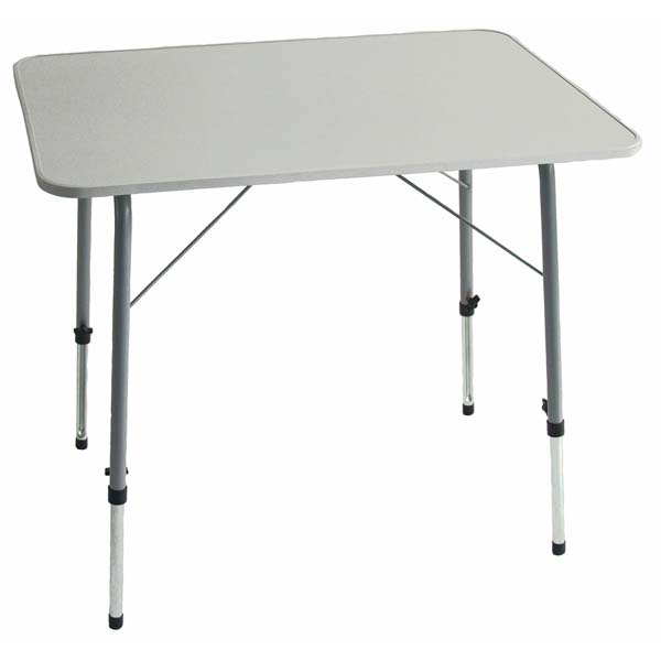 Camping Table With Adjustable